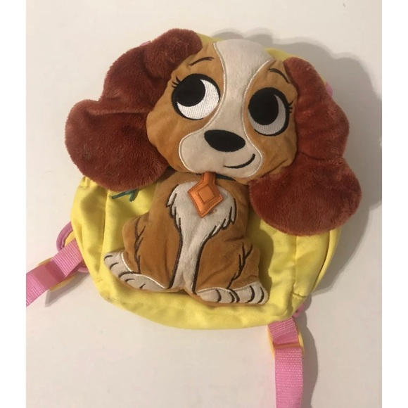 Lady and the Tramp kids backpack